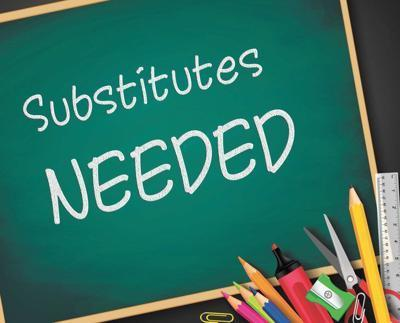 Substitute Paraprofessionals and teachers needed
