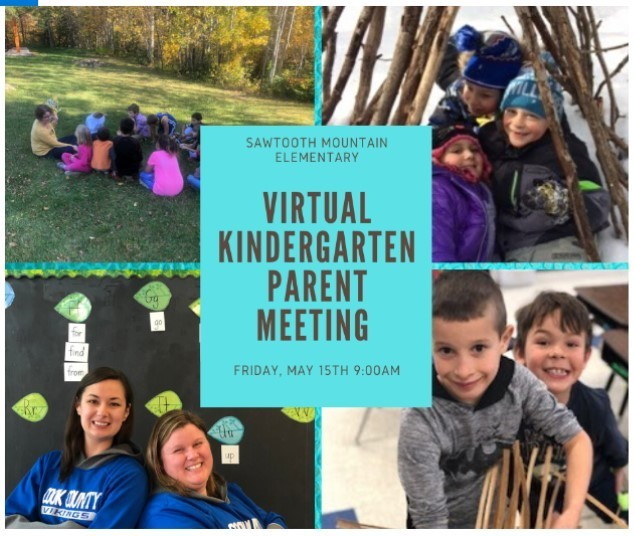 virtual kindergarten meeting